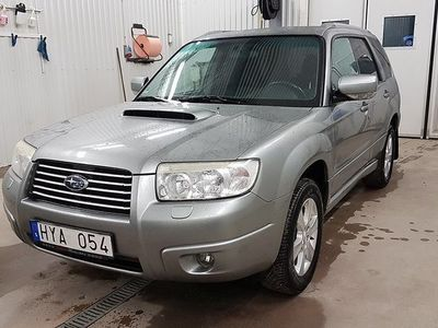 gebraucht Subaru Forester 2.5 4WD Automat 230hk