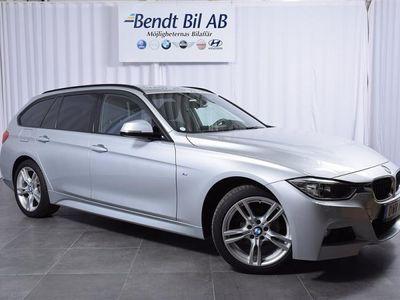 begagnad BMW 318 d xDrive / M-Sport -15