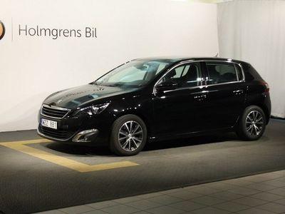 begagnad Peugeot 308 5D Allure 1,6 TURBO 125 hk