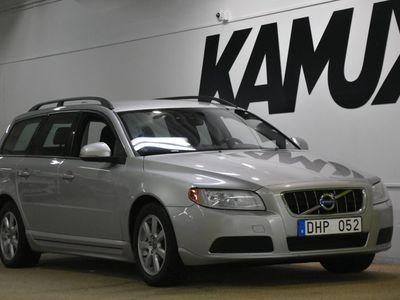 begagnad Volvo V70 D2 Geartronic D-värmare 115hk 2012