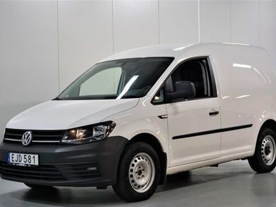 begagnad VW Caddy Panel Van 2.0 TDI D-värm Drag (102hk)