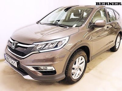 begagnad Honda CR-V 1.6 i-DTEC 4WD (160hk)