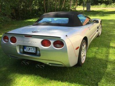 begagnad Chevrolet Corvette Cabriolet 5.7