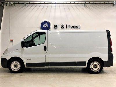 gebraucht Renault Trafic 2.5 dCi NYBES WEBASTO 146HK -10