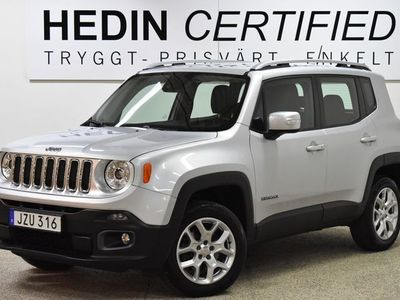 begagnad Jeep Renegade Limited 4X4