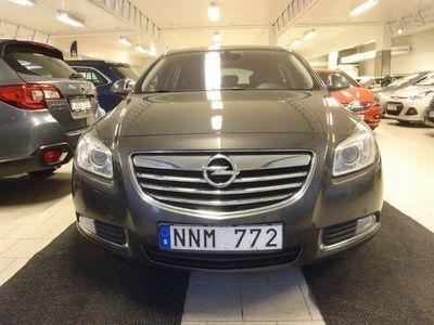begagnad Opel Insignia ST 2.0 CDTi Edition -12
