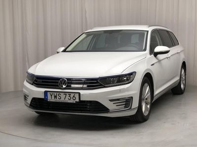 begagnad VW Passat SPORTSCOMBI 1.4 Plug-in-Hybrid (218hk)