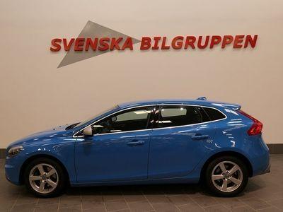 begagnad Volvo V40 T3 R-design Skinn Pdc Backkamera LM S+V-Hjul