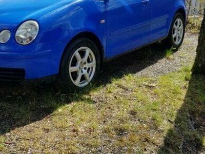 begagnad VW Polo 1,2/55