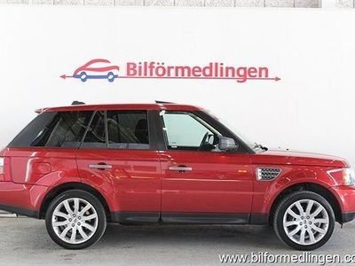 begagnad Land Rover Range Rover Sport V8 S C Svensksåld 2006, SUV 134 900 kr
