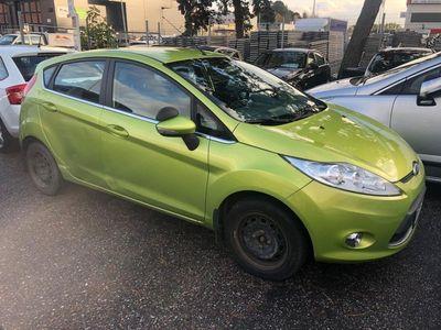 begagnad Ford Fiesta 5-dörrar 1.25 82hk