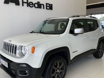 begagnad Jeep Renegade Limited 2.0 Man 140hk 4WD / / Gamla skatten!