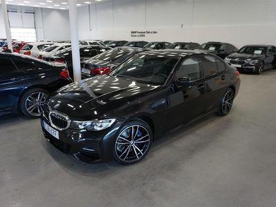 begagnad BMW 330e Sedan M Sport Navi Dragkrok Rattvärme HiFi Tonade Rutor