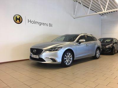begagnad Mazda 6 2.0 Kombi (165hk) Vision Manuell