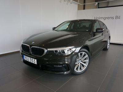 begagnad BMW 520 d xDrive Connected / Sportline / Winter / Drag