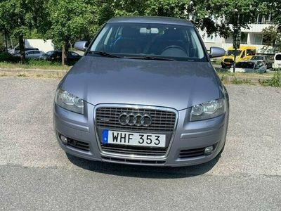 begagnad Audi A3 2,0T FSI QUATTRO