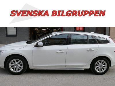 begagnad Volvo V60 D4 Summum Euro 6 190hk Drag Skinn S-V LM Kombi