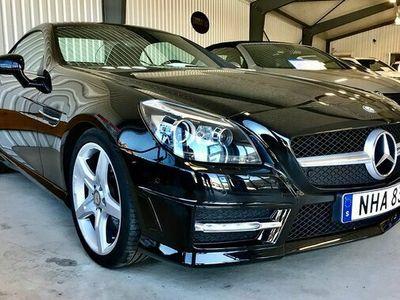 begagnad Mercedes 200 SLK BenzBE AMG-Design HarmanKardon 2012, Cab Pris 219 000 kr