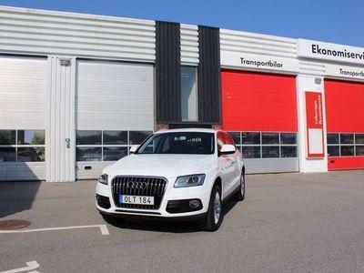 begagnad Audi Q5 2.0 TDI 150 HK Q SPORTS EDITION EURO 6 // 040 380