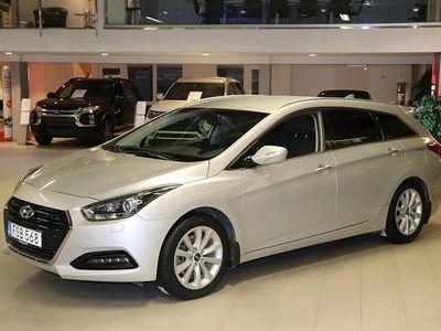 begagnad Hyundai i40 Kombi 1.7 CRDi/141 M6 ComfortPlus -16