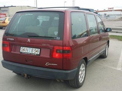 begagnad Citroën Evasion -98