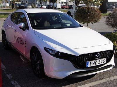 begagnad Mazda 3 Sport Demo HB M6 2.0 Sky 122hk