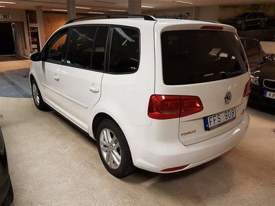 gebraucht VW Touran NY Besiktning Ev byte -14