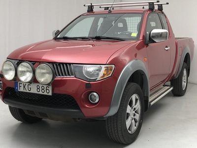 begagnad Mitsubishi L200 2.5 DI-D 2008, Personbil 65 000 kr