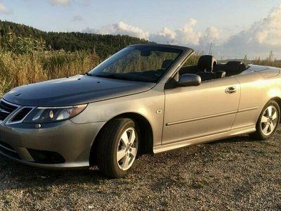 begagnad Saab 9-3 Cabriolet 154kw Convertible