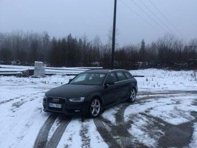 begagnad Audi A4 Quattro -13