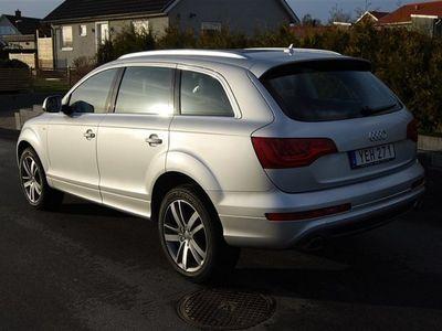 gebraucht Audi Q7 3,0 TDI 245HK S-line