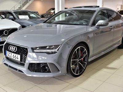 begagnad Audi RS7 Performance 605hk q Nyservad 1Ägare