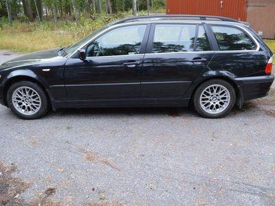 begagnad BMW 318 i Touring E46 -05
