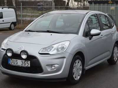 gebraucht Citroën C3 1.4 HDi-68hk-2Ägare-8700Mil
