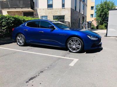 begagnad Maserati Ghibli 330HK