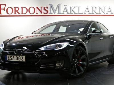 begagnad Tesla Model S P85D INSANE+ 700HK AUTOPILOT