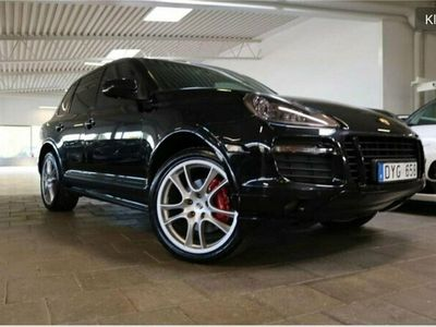 begagnad Porsche Cayenne GTS 9PA