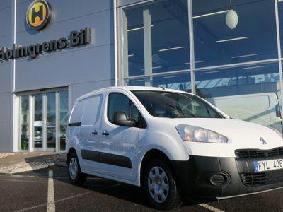 begagnad Peugeot Partner 1.6 eHDi 90hk