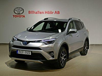 begagnad Toyota RAV4 Hybrid E-FOUR AWD-i Active Plus