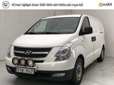 begagnad Hyundai H-1 2.5 CRDi Skåp (170hk)