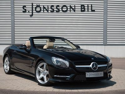 begagnad Mercedes SL500 AMG / Inkommande /