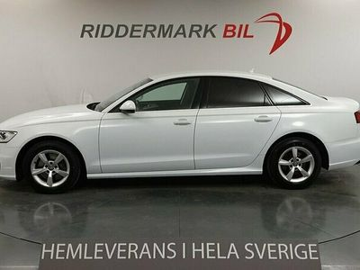 begagnad Audi A6 2.0 TDI (190hk)