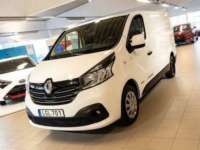 gebraucht Renault Trafic Van 1.6 dCi MAN V-HJUL M+K-VÄR -15