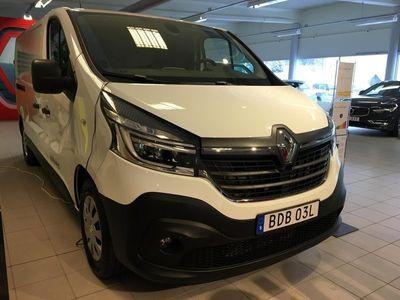 begagnad Renault Trafic Van Skåp Base Line L2H1 145