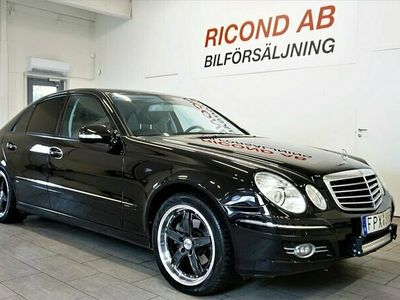 begagnad Mercedes E320 CDI 7G-Tronic 224HK DRAG