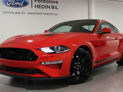 begagnad Ford Mustang GT V8 450hk 55 Years Edition