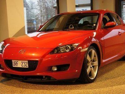 begagnad Mazda RX8 Hi-Power, 231hk, Coupé