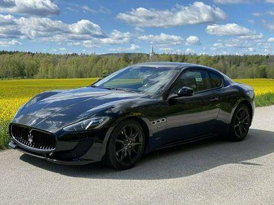 begagnad Maserati Granturismo SPORT