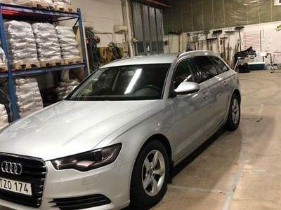 begagnad Audi A6 Avant (190hk)