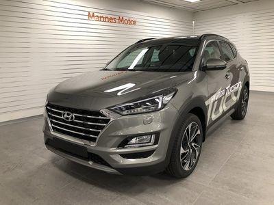 gebraucht Hyundai Tucson Premium 1.6 T-GDI 4WD DCT Automat Euro 6 177hk